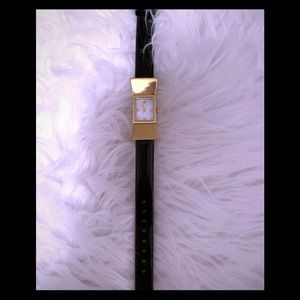 Kate Spade Patent Leather Watch